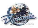 Dynamic Fitness World Logo